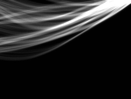 Abstract background image made on black base