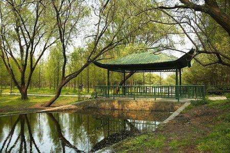 park sight,pavilion photo
