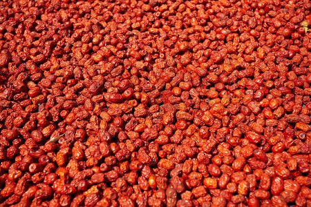 jujube: Dried jujube  Stock Photo