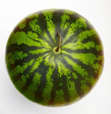Watermelon top view Stock Photo - 9629314