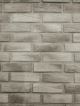 sone: grey brick texture close up Stock Photo