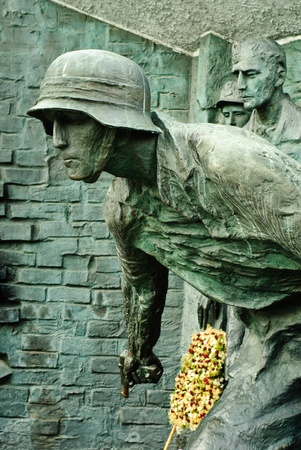 paramilitary: Monument to the Warsaw Uprising, Warsaw