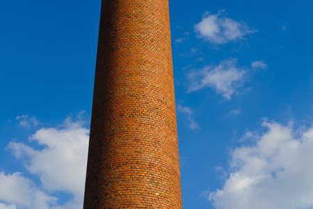 historic chimney photo
