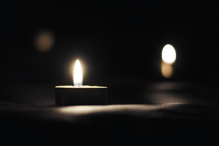 Memorial Day International Holocaust Remembrance Day Looking at the candle you remember the victims for us
