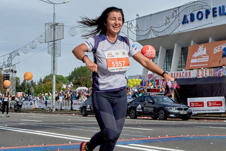 Minsk Belarus Half Marathon Minsk 2019 Running in the city