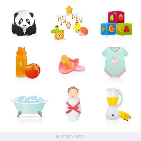 toy ducks: Iconos del beb�