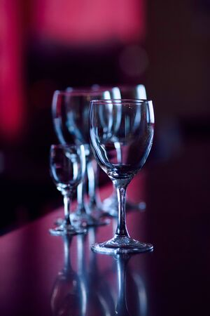 goblet: Glass of wine