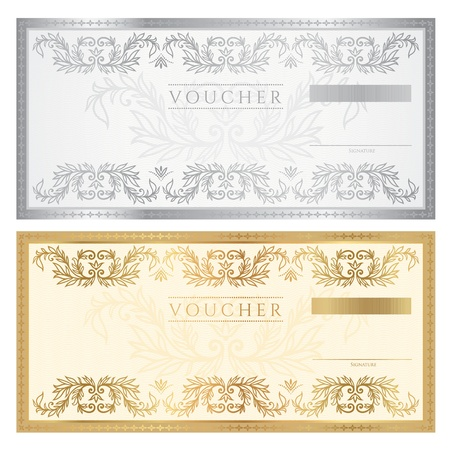 Voucher / coupon Stock Vector - 17254638