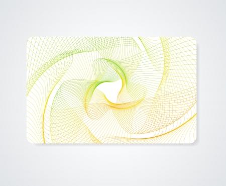 다채로운 비즈니스 카드, 선물 카드, 무지개 로쉐 패턴 할인 카드 템플릿 레이아웃은 벡터 추상적 인 배경 디자인 워터 마크 일러스트