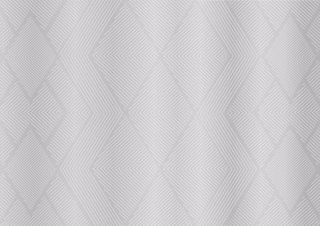 Abstract silver geometric pattern. Blank gray vector background (triangle line texture) useful for certificate, diploma, premium document, invitation, award