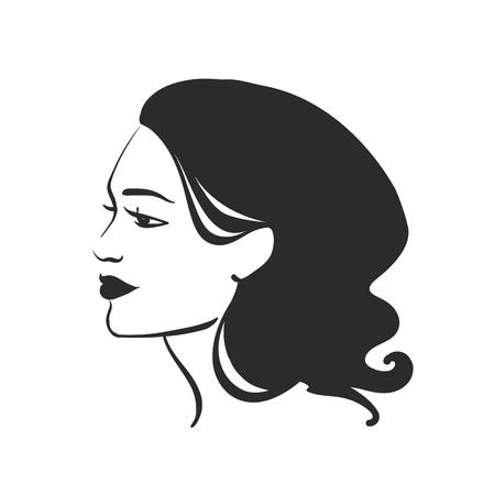 female profile: Female profile 3