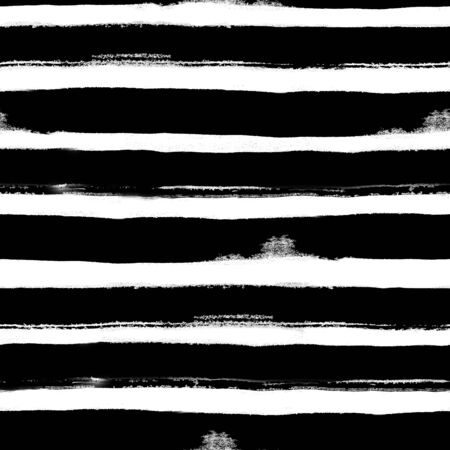 Black stripes. Seamless pattern. Abstract background