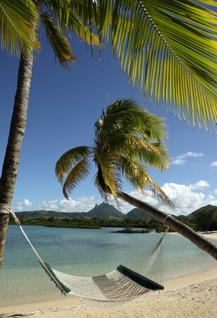 turism: Mauritius beach