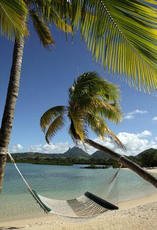 mauritius: Mauritius strand Stockfoto