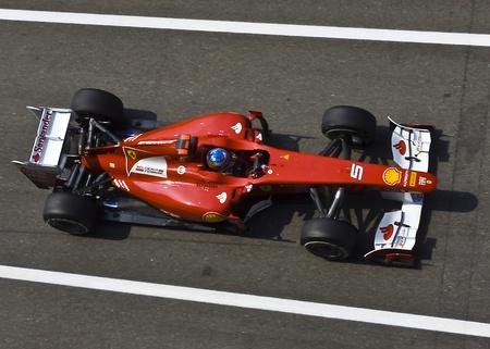 11 september: 11 de septiembre 2011 en Monza, Gran Premio de F1 de Ferrari