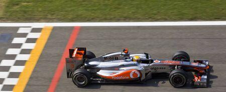 11 september: Monza 11 de septiembre 2011 Gran Premio de F.1 Editorial