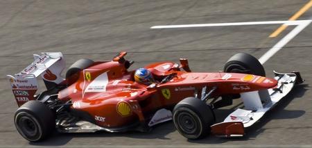 11 september: 11 de septiembre 2011 en Monza Ferrari F1