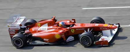 11 september: 11 de septiembre 2011 en Monza, Ferrari F1