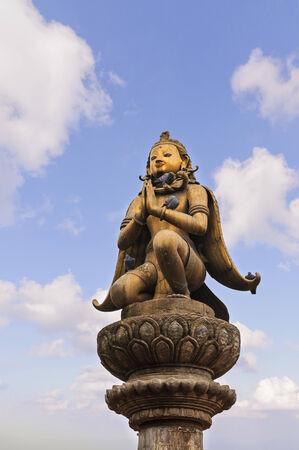 shankar: Hari Shankar Temple, Taleju Temple, Taleju Bell, Degutalle Temple at Durbar Sqaure in Patan, Lalitpur city.