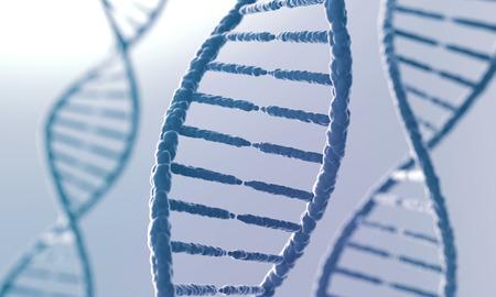 Concept of biochemistry, dna molecule Abstract background, Medical background, 3d illustration. Stock fotó