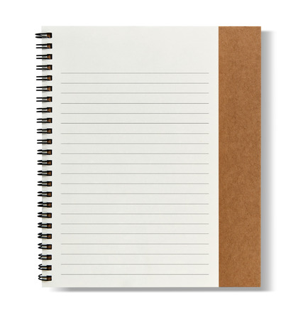 note book isolate