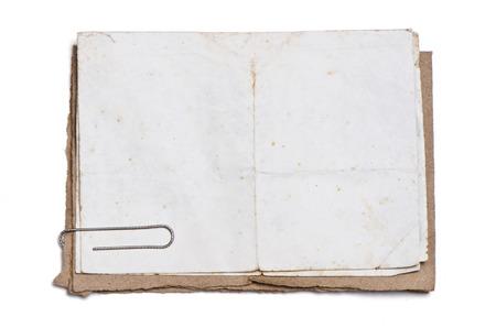oude papieren