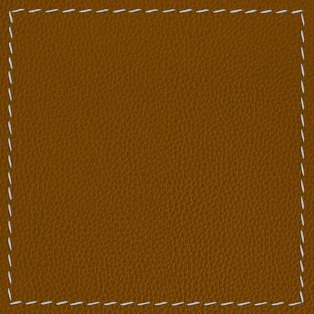 cracklier: leather texture background with seam
