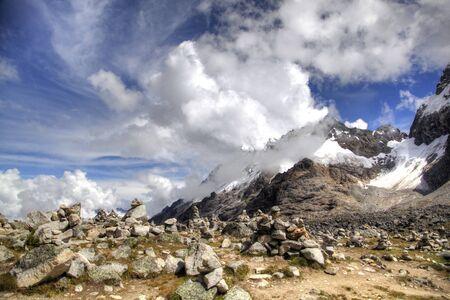 salkantay: Salkantay Peru