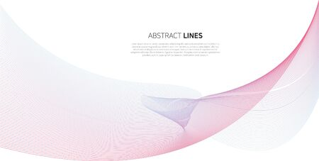 Abstract background of lines