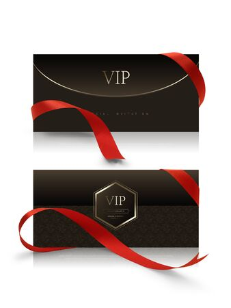 luxury invitation card, voucher frame and  banner