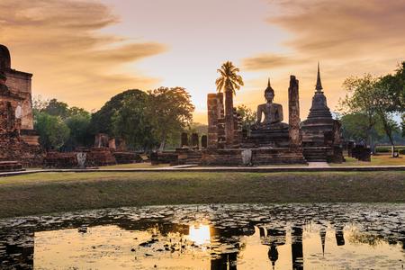 sukhothai: Sunset Sukhothai Historical Park