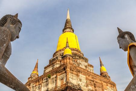 phra nakhon si ayutthaya: Wat Phra Nakhon Si Temple, Ayutthaya Historical Park, Thailand