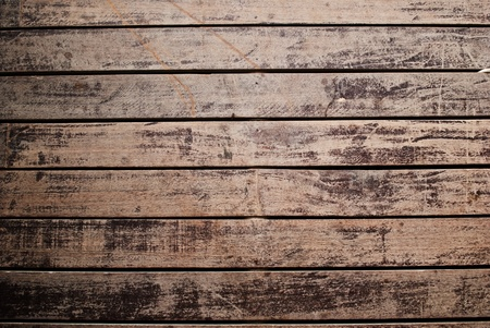 wooden floors: Old wood texture background. Stock Photo