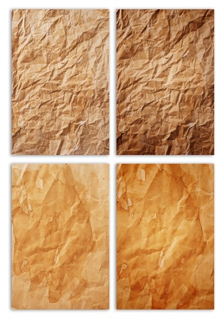 Vintage paper texture background. photo
