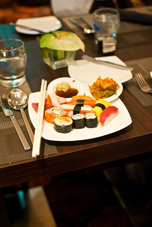japon food: Sushi Japan alimentaire.