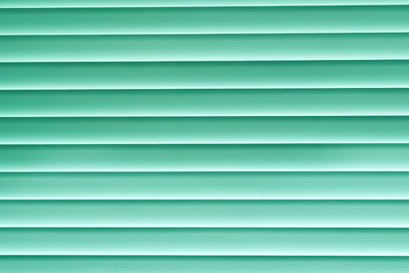 Blue blinds texture background. Stock Photo - 11500738