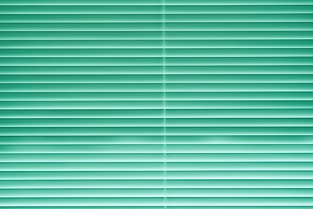 Blue blinds texture background. Stock Photo - 11500740