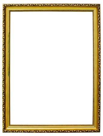 Photo frames isolated. Stock Photo
