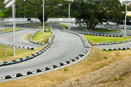 go kart: Go Kart Race Track