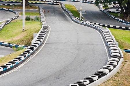 carting: Go Kart Race Track