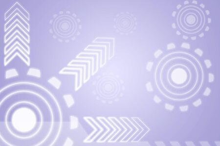 Abstract digital purple background  photo