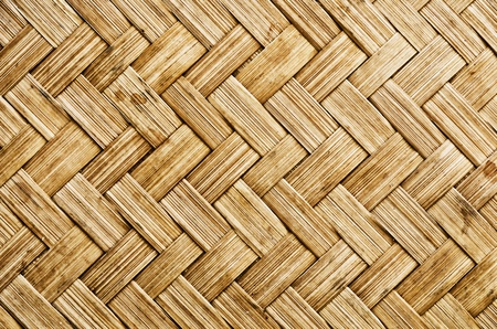 Vintage Bamboo texture background  photo