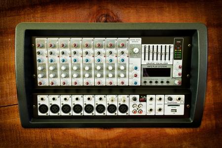 fader: Sound Mixer texture  Techno design