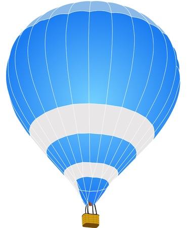 inflar: Globo del aire caliente