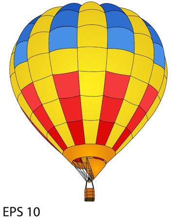 air sport: Hot Air Balloon