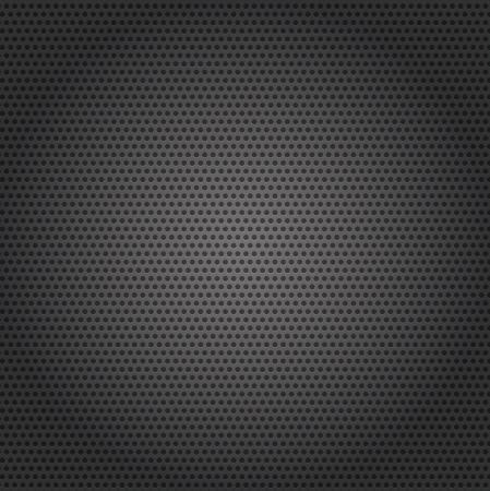 carbon steel: Abstract Metallic Background Vector Illustrato