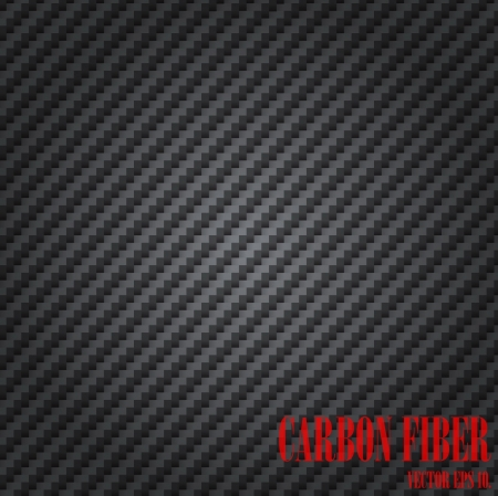 Carbon Fiber Texture Vector Illustrator Illustration