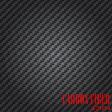 dark fiber: Carbon Fiber Texture Vector Illustrator Illustration