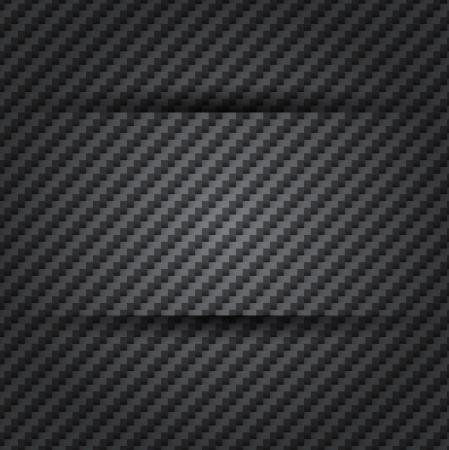 automotive industry: Carbon Fiber Texture Vector Illustrator