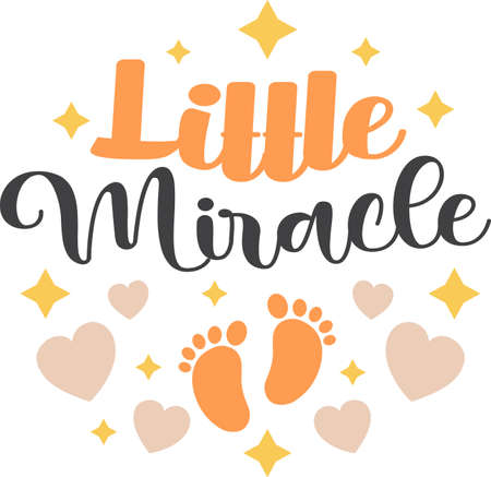 Little miracle 矢量图像